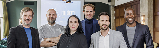 Midem Press Brunch Berlin 2019 © Mo Wuestenhagen